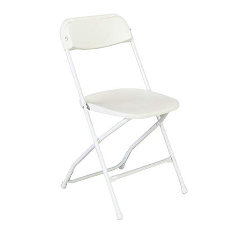 Chair samsonite folding white products classic party rentals